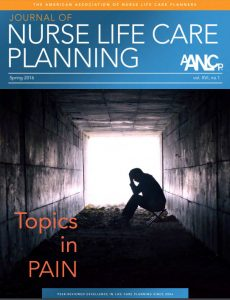 AANLCP Journal Spring 2016