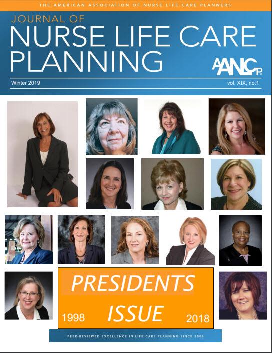 AANLCP Journal Winter 2019