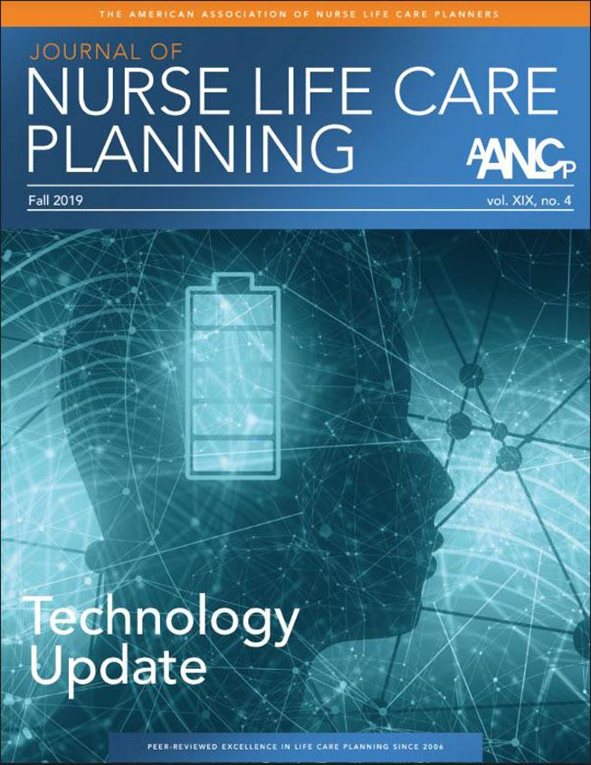 AANLCP Journal FALL 2019